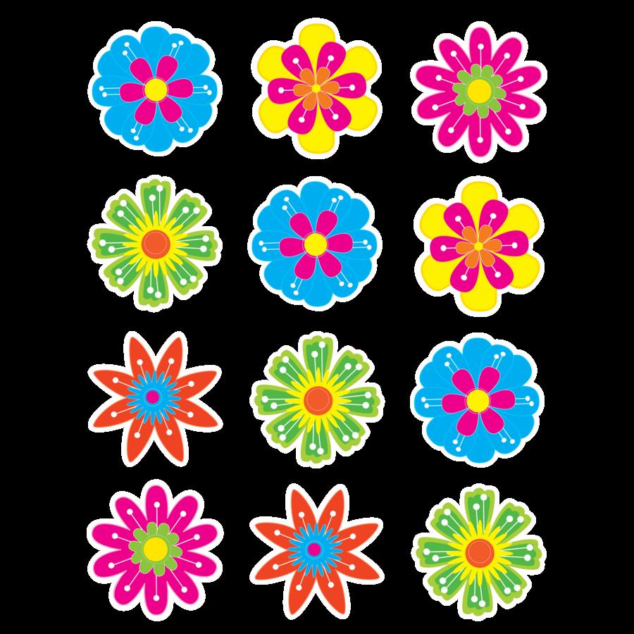 Цветы картинки для вырезания цветные