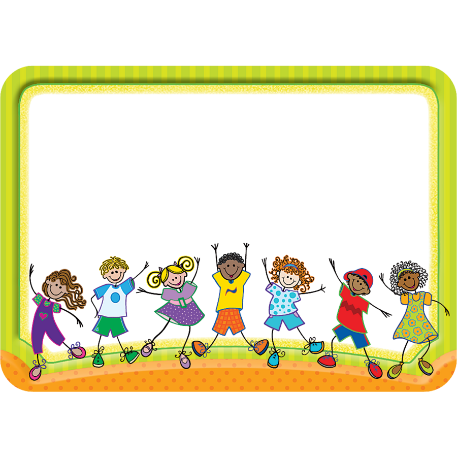 fantastic kids name tags labels tcr5477 teacher created resources