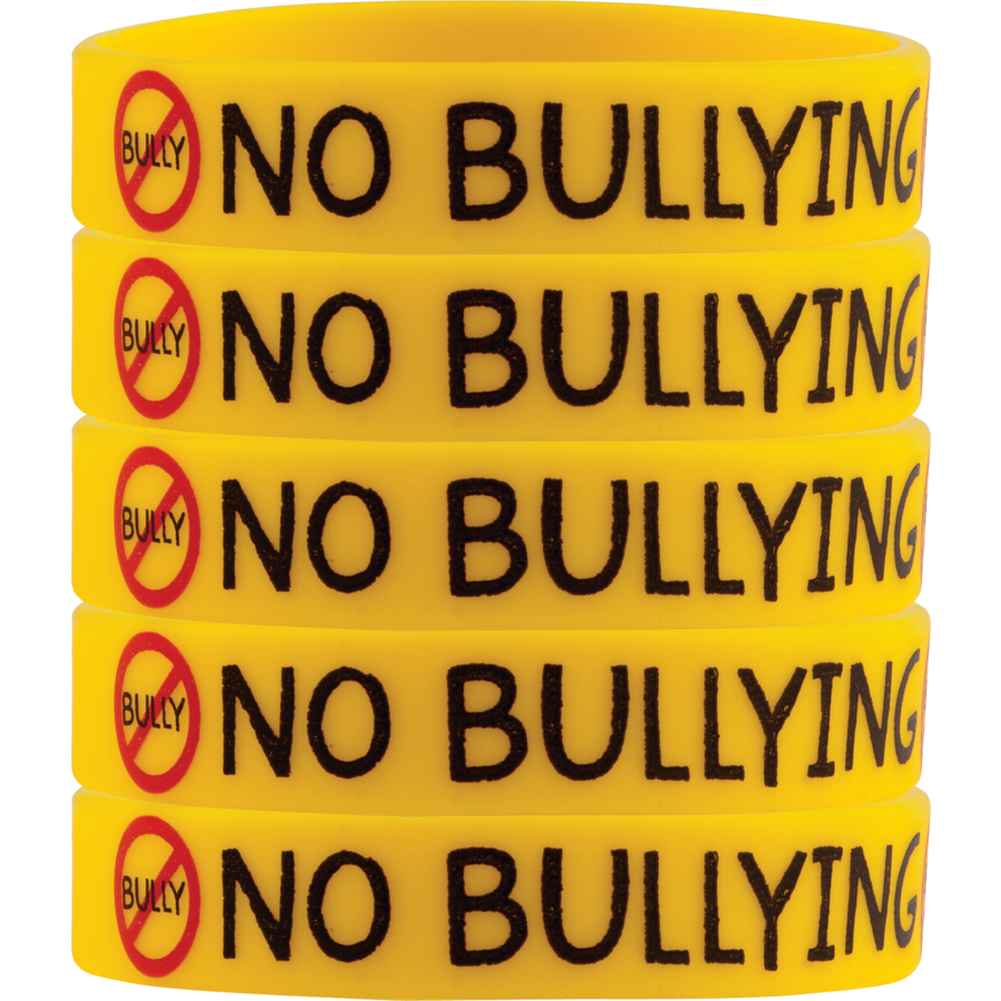 no bullying wristbands tcr6580 teacher created resources