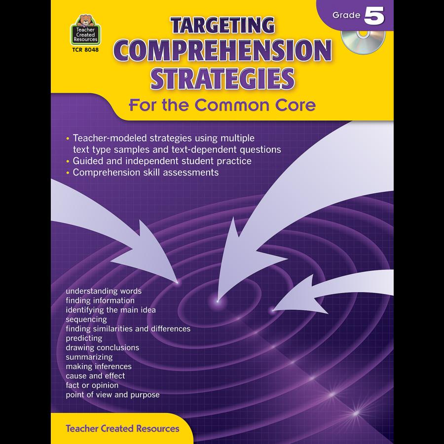F-2 Super Six Comprehension Strategies Bookmarks - Super Six