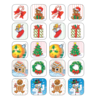 TCR1256 Christmas Stickers