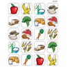 TCR1381 Food Stickers