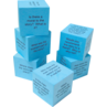 TCR20634 Foam Reading Comprehension Cubes