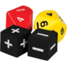 TCR20811 Addition & Subtraction Dice