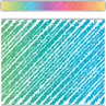TCR3418 Colorful Scribble Straight Border Trim