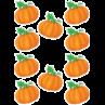 TCR4146 Pumpkins Accents