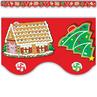 TCR4157 Christmas Scalloped Border Trim