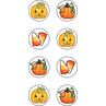 TCR4248 Halloween Mini Stickers from Mary Engelbreit