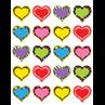 TCR5185 Fancy Hearts Stickers