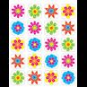 TCR5201 Fun Flowers Stickers