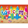 TCR5363 Surf's Up Welcome Postcards