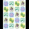 TCR5757 Winter Season Stickers