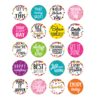 TCR5909 Confetti Words to Inspire Planner Stickers