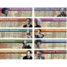 TCR63643 Notable Black Americans Mini Bulletin Board