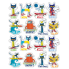 TCR63935 Pete the Cat Stickers
