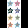 TCR8836 Home Sweet Classroom Star Mini Stickers