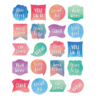 TCR8974 Watercolor Stickers