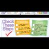 TCRA006 The Writing Process Chalkboard Topper