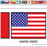 TCRY1512 Flags of Nations Borders Border Trim