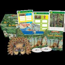 Lost Island Complete Program