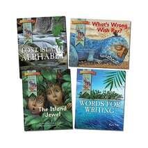 Lost Island Complete Add-on Pack (39 bks)