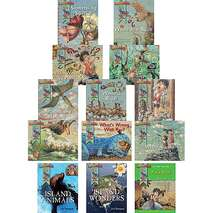 Lost Island Emergent/Early  Reader Set (13bks)