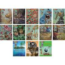 Lost Island Early/Early Fluent Reader Set-13bk