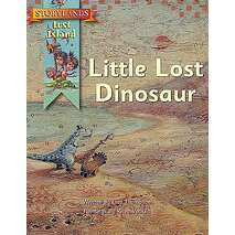Lost Island: Little Lost Dinosaur 6-pack