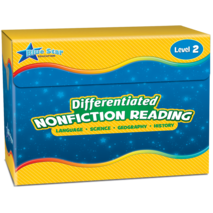 Differentiated Nonfiction Reading Kit Grade 2