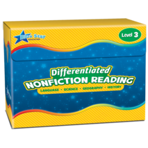 Differentiated Nonfiction Reading Kit Grade 3