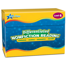 Differentiated Nonfiction Reading Kit Grade 6