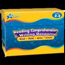 Reading Comprehension & Writing Response Kit Level 2-3