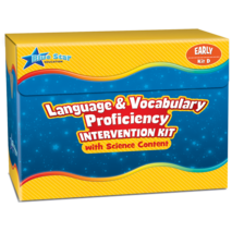 Language & Vocabulary Proficiency Intervention Kit D English