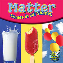 Matter Comes in All Shapes 6-pack