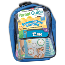 Preparing For Second Grade Backpack