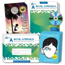 A Novel Approach: Using Paired Novels to Master Close Reading Grades 5-6
