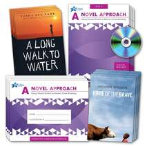 A Novel Approach: Using Paired Novels to Master Close Reading Grades 6-7