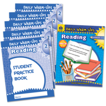 Daily Warm-Ups Bundle: Reading Grade 2