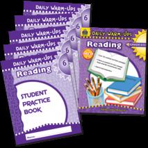Daily Warm-Ups Bundle: Reading Grade 6