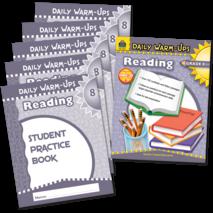 Daily Warm-Ups Bundle: Reading Grade 8