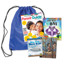 Back-to-School Backpack First Grade