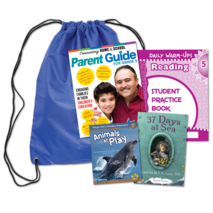 Back-to-School Backpack Fifth Grade