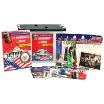 The Shaping of America: U.S. Government and Civics Complete Kit