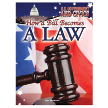 How a Bill Becomes a Law 6-Pack