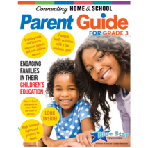 Connecting Home & School: A Parent's Guide Grade 3