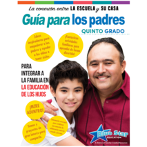 Connecting Home & School: A Parent's Spanish Guide Gr 5