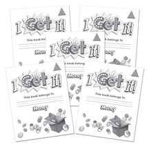 I Get It! Money Student Book-Level 1 5-Pack