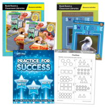Practice for Success Pack Level B - Grade 1