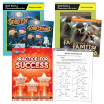 Practice for Success Pack Level E - Grade 4