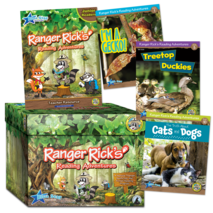 Ranger Rick's Reading Adventures Kit: Junior Readers